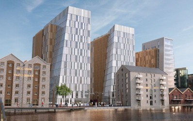 Demolition at Boland's Quay 100% complete